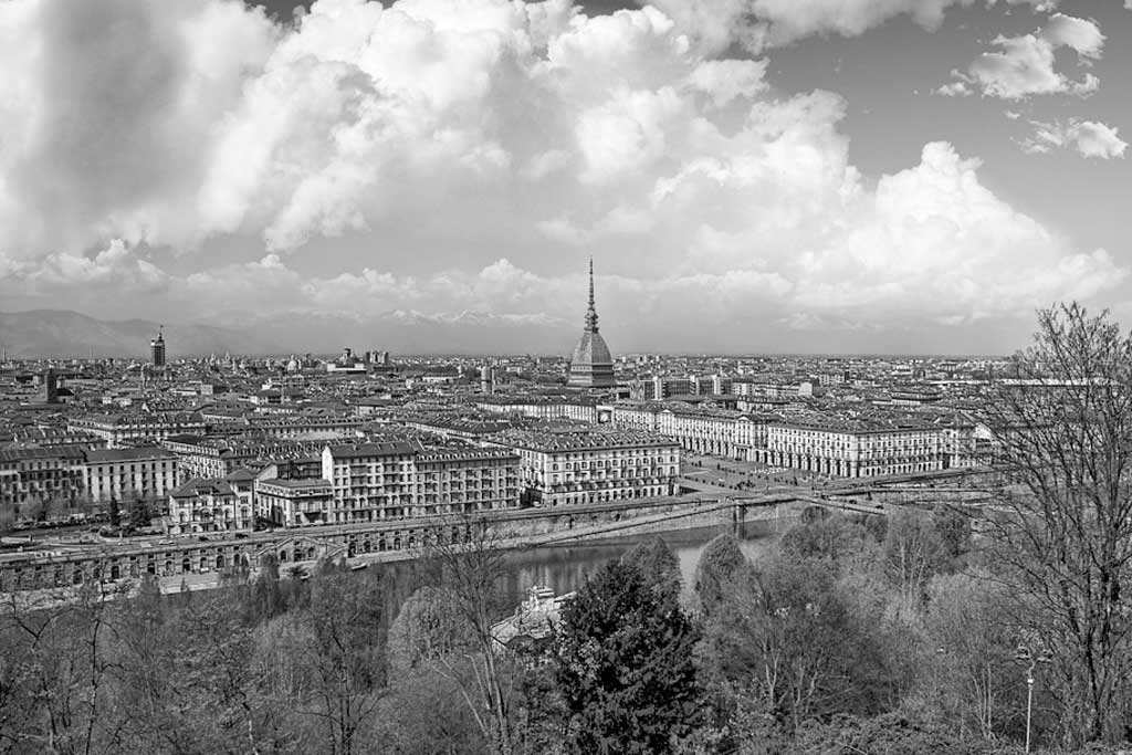 Turin and surroundings